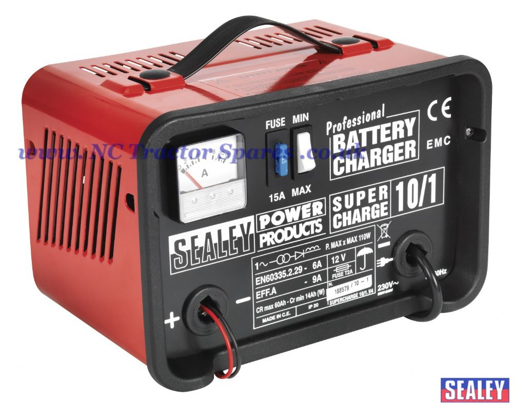 Battery Charger 9Amp 12V 230V